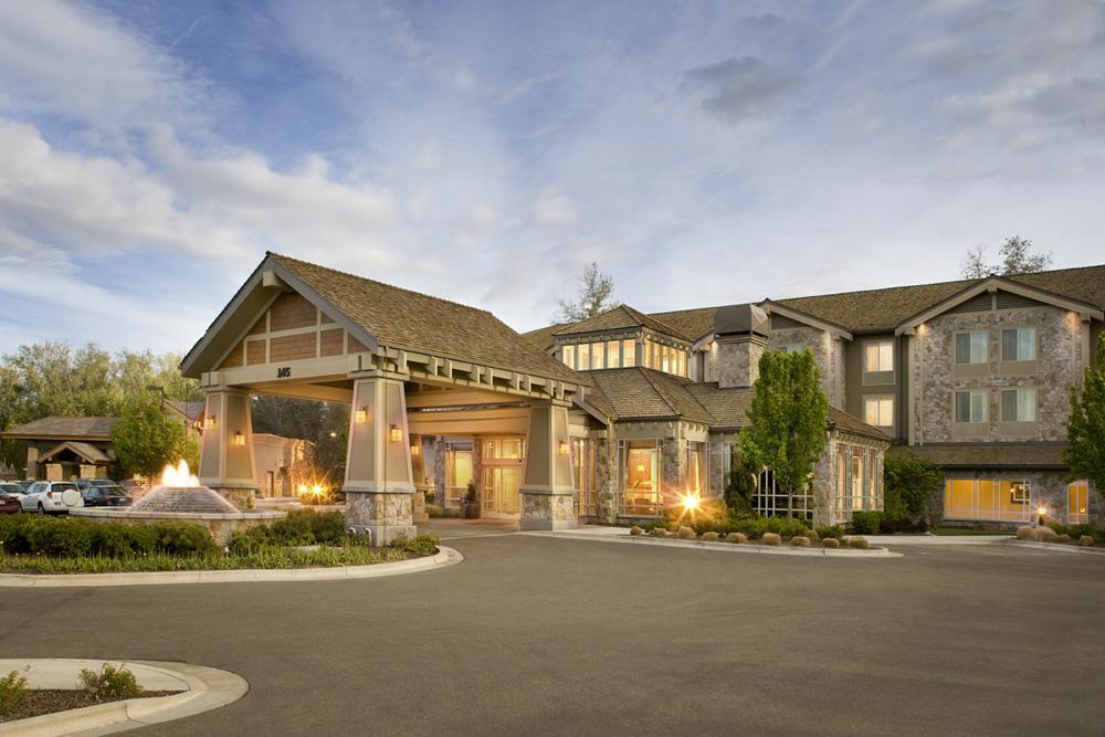 Hilton Garden Inn. Eagle, Idaho Great Pictures